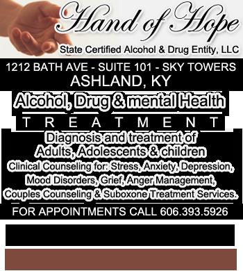 Hand of Hope 606.393.5926